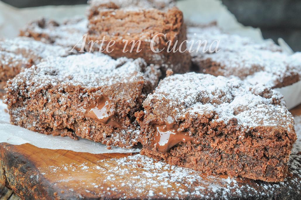 Tortine cremose al cioccolato ricetta velocissima