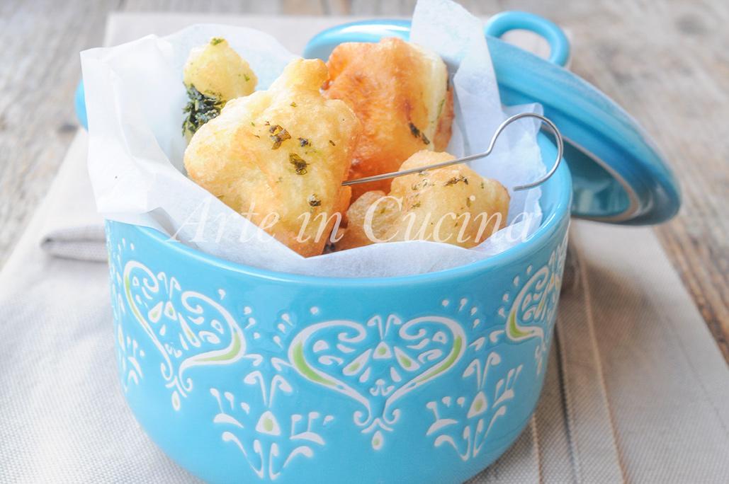 Zeppole di pasta cresciuta al parmigiano ricetta veloce vickyart arte in cucina