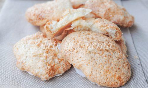 Amaretti morbidi di Fiuggi ricetta veloce