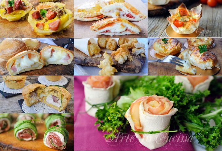 Antipasti e finger food per natale ricette sfiziose arte for Cucina antipasti