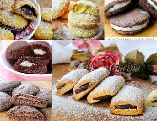 Biscotti ripieni per colazione ricette facili