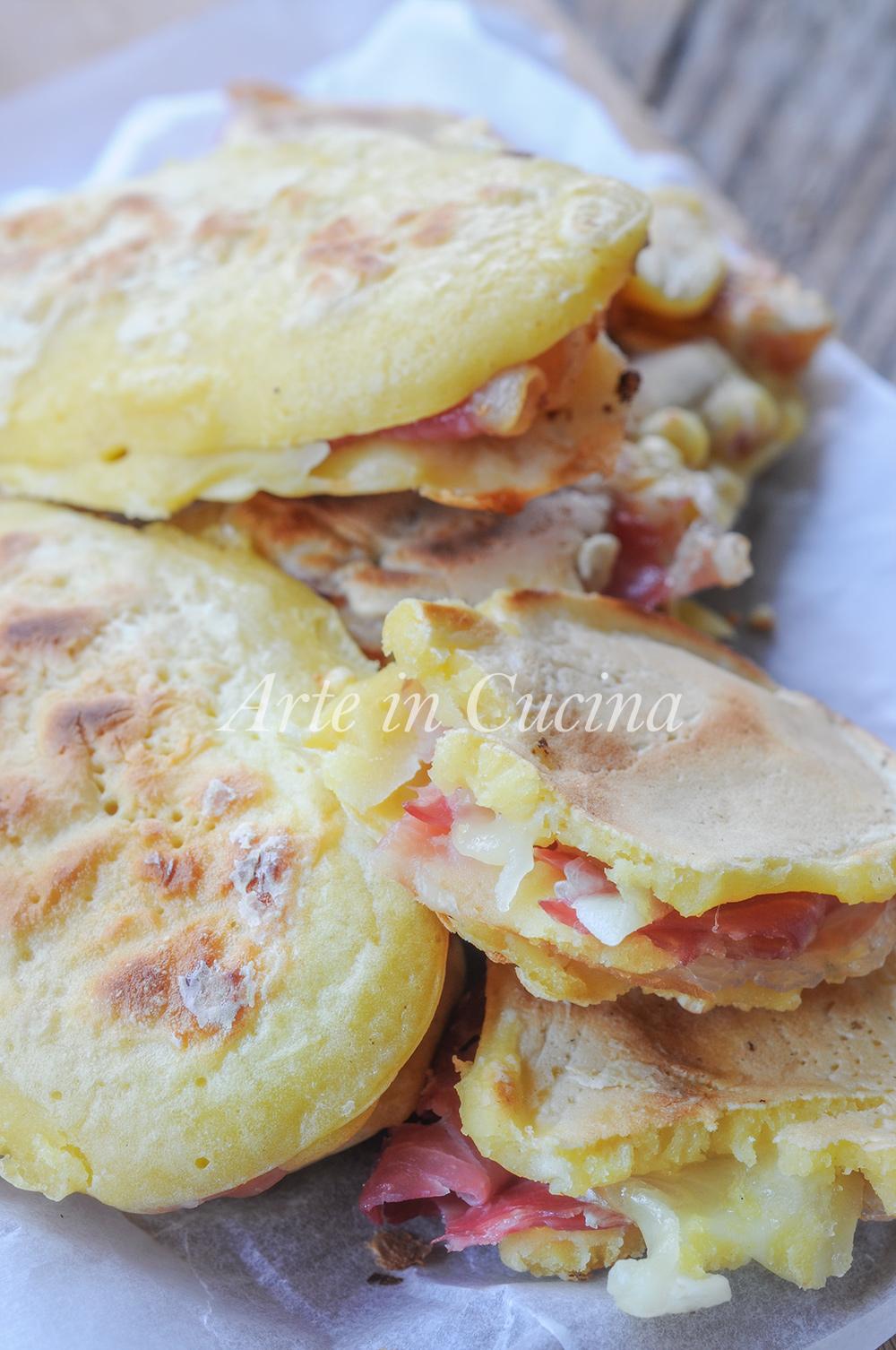 Focaccine salate con pancetta morbidissime veloci vickyart arte in cucina