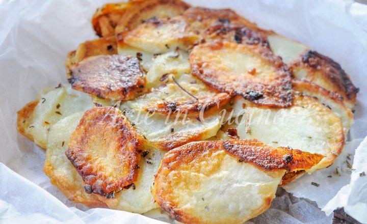 Frittata di patate calabrese senza uova ricetta facile