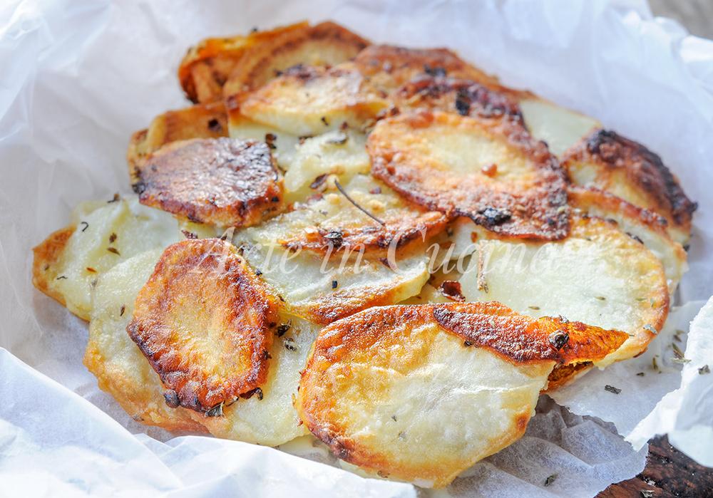 Frittata patate calabrese senza uova ricetta facile arte for Cucina facile ricette