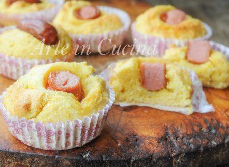 Muffin corn dogs ricetta sfiziosa finger food