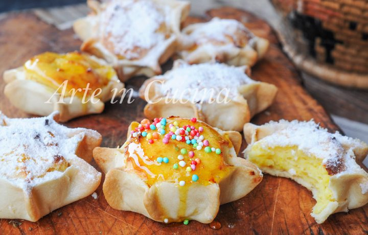 Pardulas dolci alla ricotta ricetta sarda