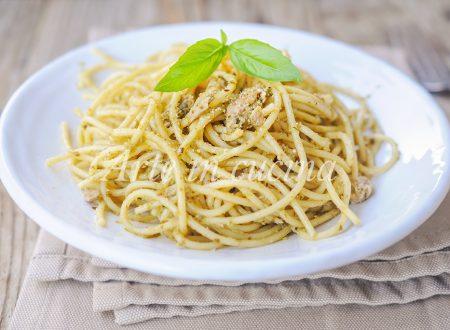 Spaghetti alla barbaricina in bianco ricetta sarda veloce