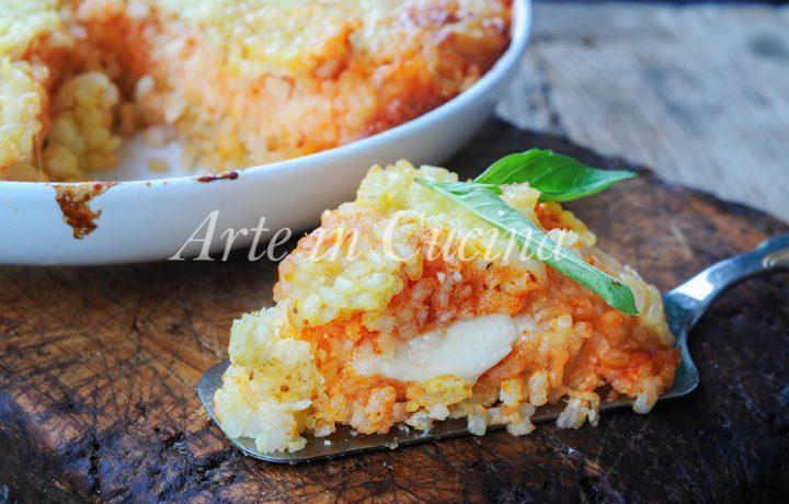 Tortino di riso napoletano ricetta facile