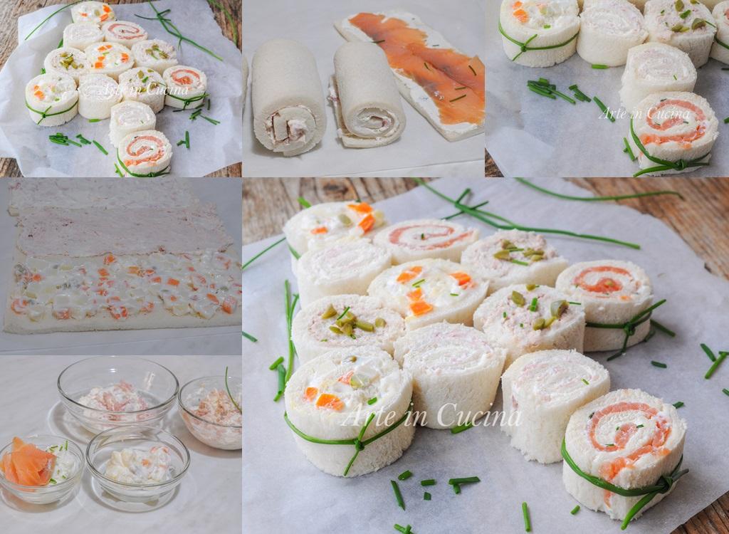 Albero di natale di pancarre salato girelle farcite vickyart arte in cucina