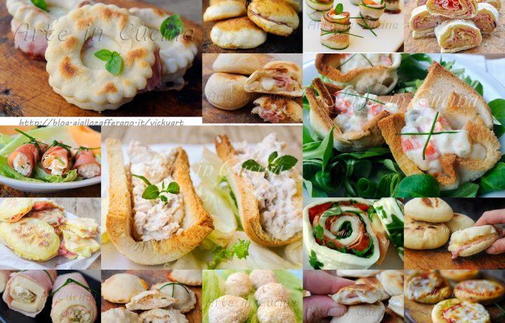 Stuzzichini per capodanno ricette sfiziose senza forno