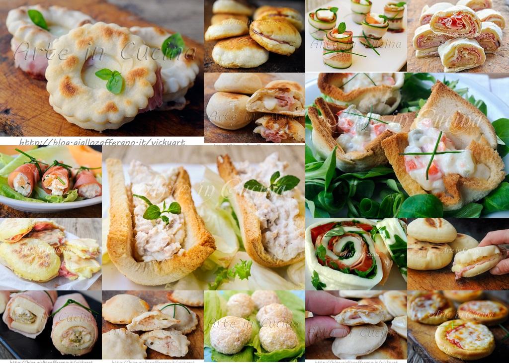 Stuzzichini per capodanno ricette sfiziose senza forno for Idee capodanno