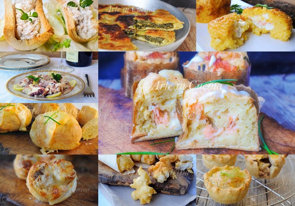 Pranzo Di Compleanno A Base Di Pesce : Antipasti vigilia di natale 2016 menu di pesce ricette facili