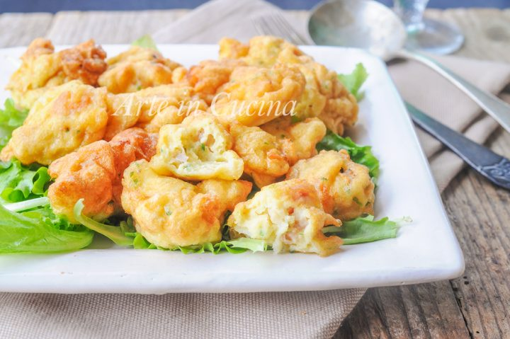 Bocconcini con gamberetti e pancetta veloci vickyart arte in cucina
