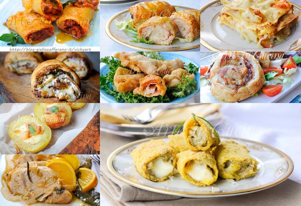 Eccezionale Menu Natale 2016 ricette facili pranzo o cena | Arte in Cucina QJ67
