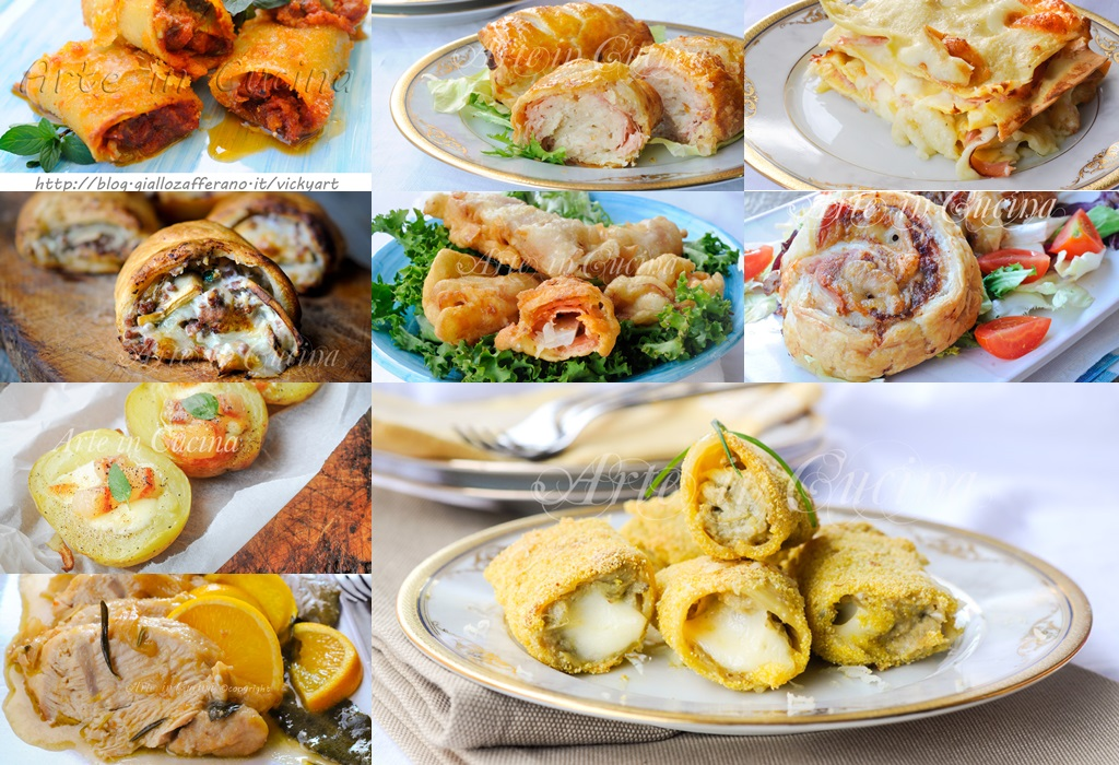 Menu natale 2016 ricette facili pranzo o cena arte in cucina for Ricette cucina facili