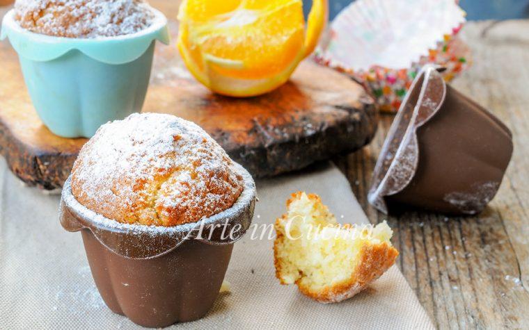 Muffin semplici senza uova e burro ricetta veloce