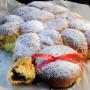 Albero danubio farcito dolce o salato ricetta brioche vickyart arte in cucina