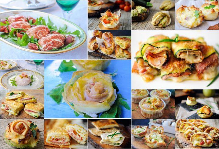 Antipasti di terra ricette facili e veloci arte in cucina for Ricette di cucina antipasti