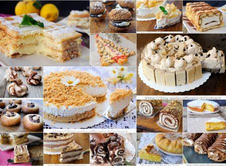 Dolci velocissimi e torte per feste e buffet