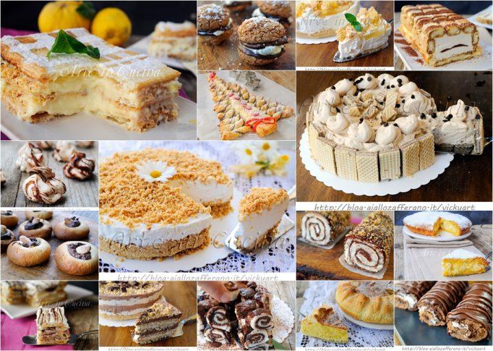 Dolci velocissimi e torte per feste e buffet arte in cucina for Ricette facili cucina
