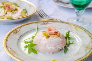Terrina di prosciutto ricetta veloce antipasto