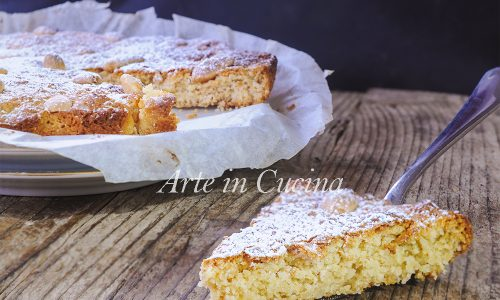 Torta mandorle e miele ricetta napoletana veloce