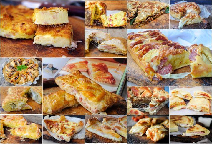 Torta salate per capodanno ricette facili e veloci arte for Torte salate facili