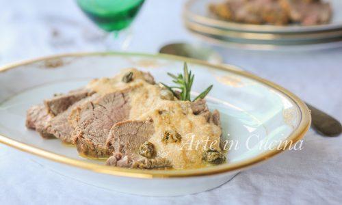 Vitello tonnato vitel tonné anche senza maionese