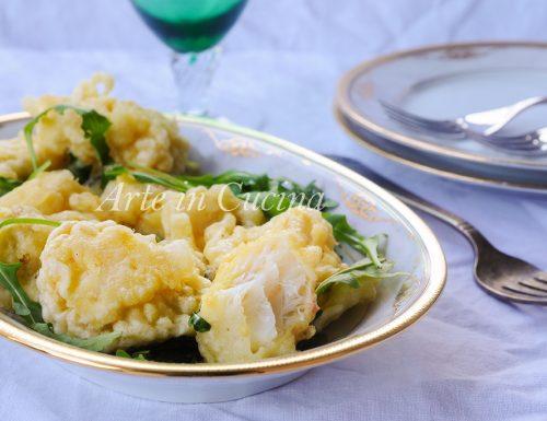Zeppoline di baccalà in pastella ricetta facile e veloce