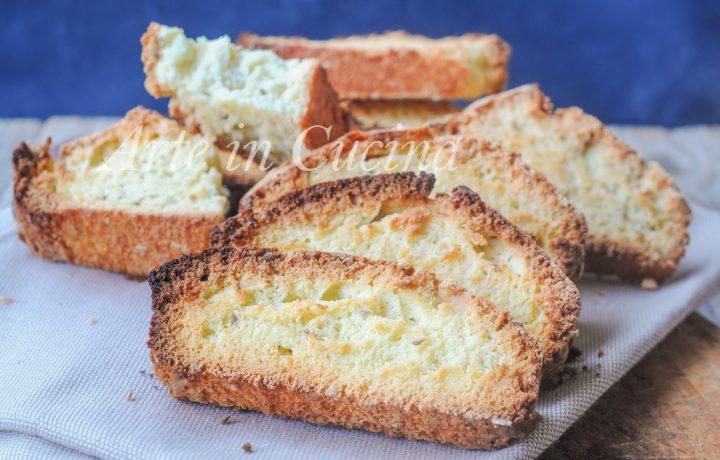 Anicini anexin ricetta ligure biscotti veloci