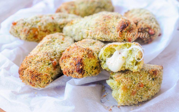 Bastoncini di broccoli e patate ricetta sfiziosa