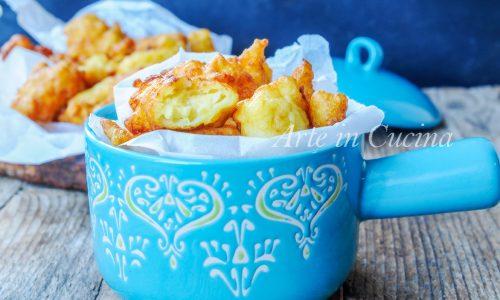 Bocconcini di patate e parmigiano ricetta velocissima