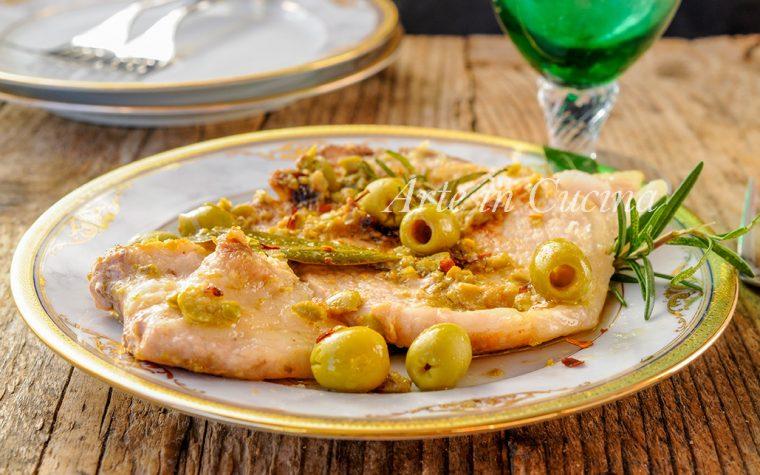 Braciole alla spoletina ricetta facile e veloce