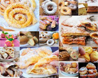 Dolci di carnevale facili ricette gustose vickyart arte in cucina