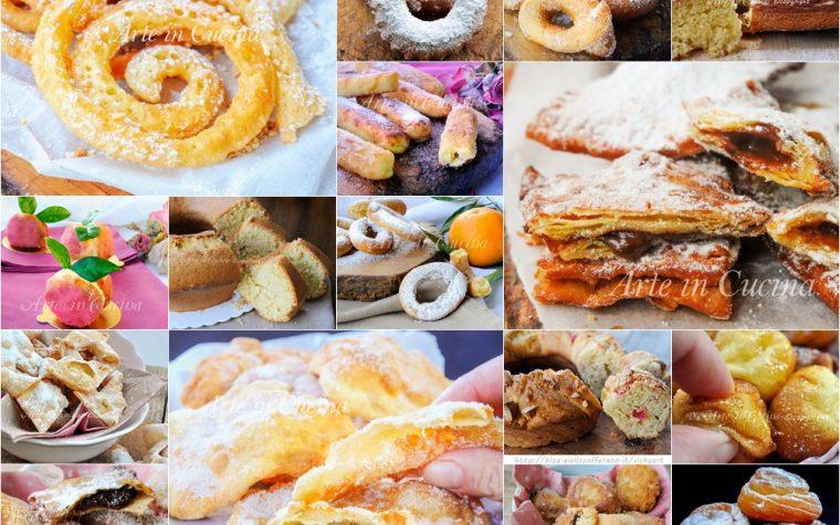 Dolci di carnevale facili ricette gustose