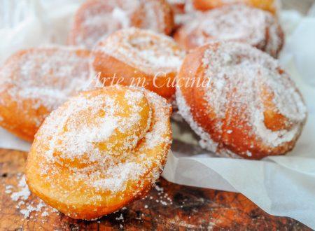 Frittelle francesi dolci di carnevale ricetta facile
