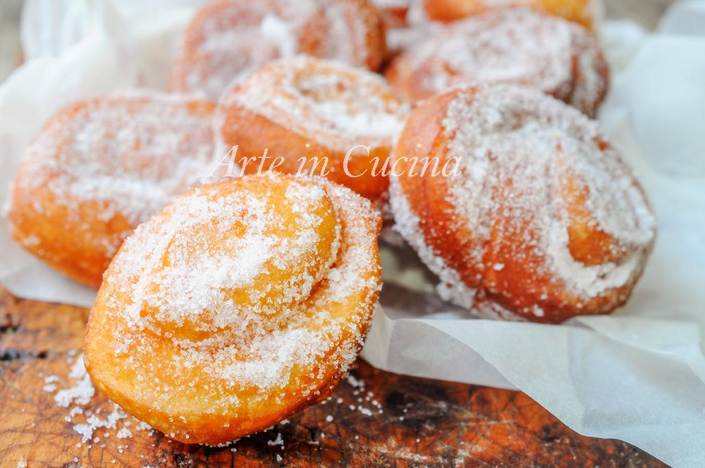 Frittelle francesi dolci di carnevale ricetta facile arte in cucina - Cucina macrobiotica dolci ...