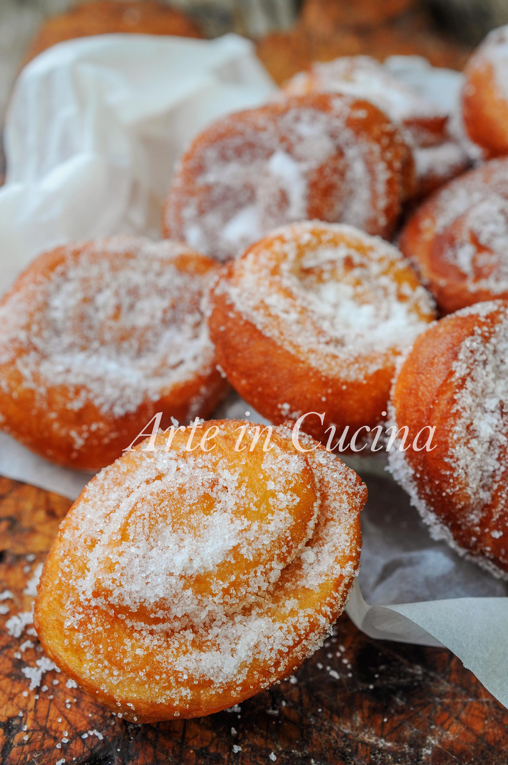 Frittelle francesi dolci di carnevale ricetta facile for Ricette facili dolci
