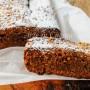 Mattonella di nocciole ricetta dolce facile e veloce vickyart arte in cucina