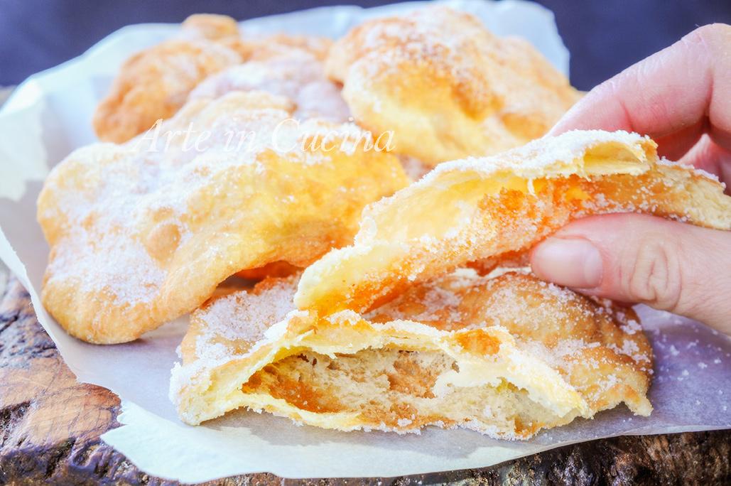 Meraviglie dolci di carnevale svizzeri ricetta facile for Ricette in cucina