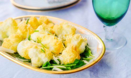 Meringhe salate al parmigiano ricetta veloce