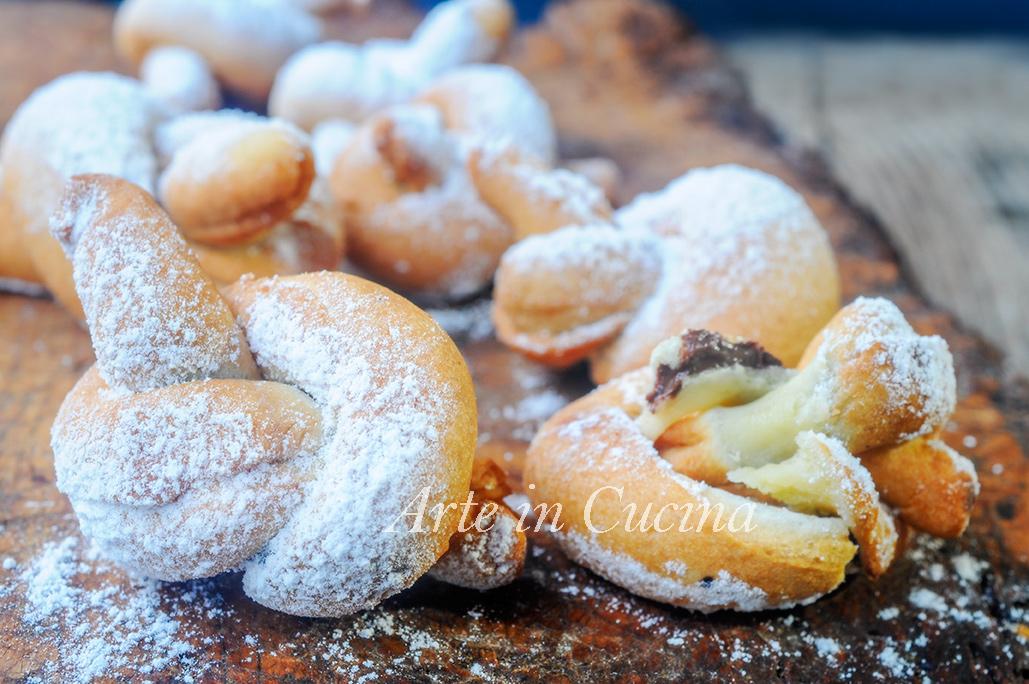 Ricette dolci veloci facili con nutella