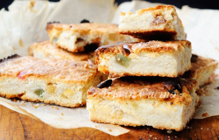 Pizza dolce di Berride o romana ricetta ebraica veloce