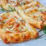 Sfogliatine veloci con patate pancetta e rosmarino vickyart arte in cucina