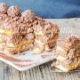 Tiramisu rocher con crema dolce facile e veloce vickyart arte in cucina