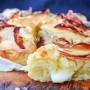 Torta salata alle patate salame e ricotta velocissima vickyart arte in cucina