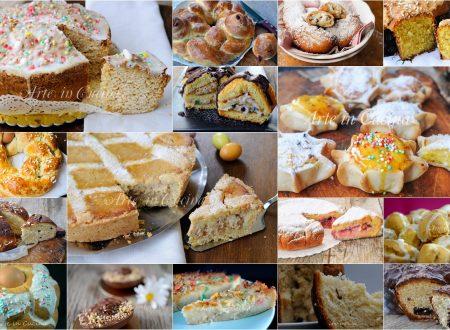 Dolci di pasqua ricette tradizionali facili