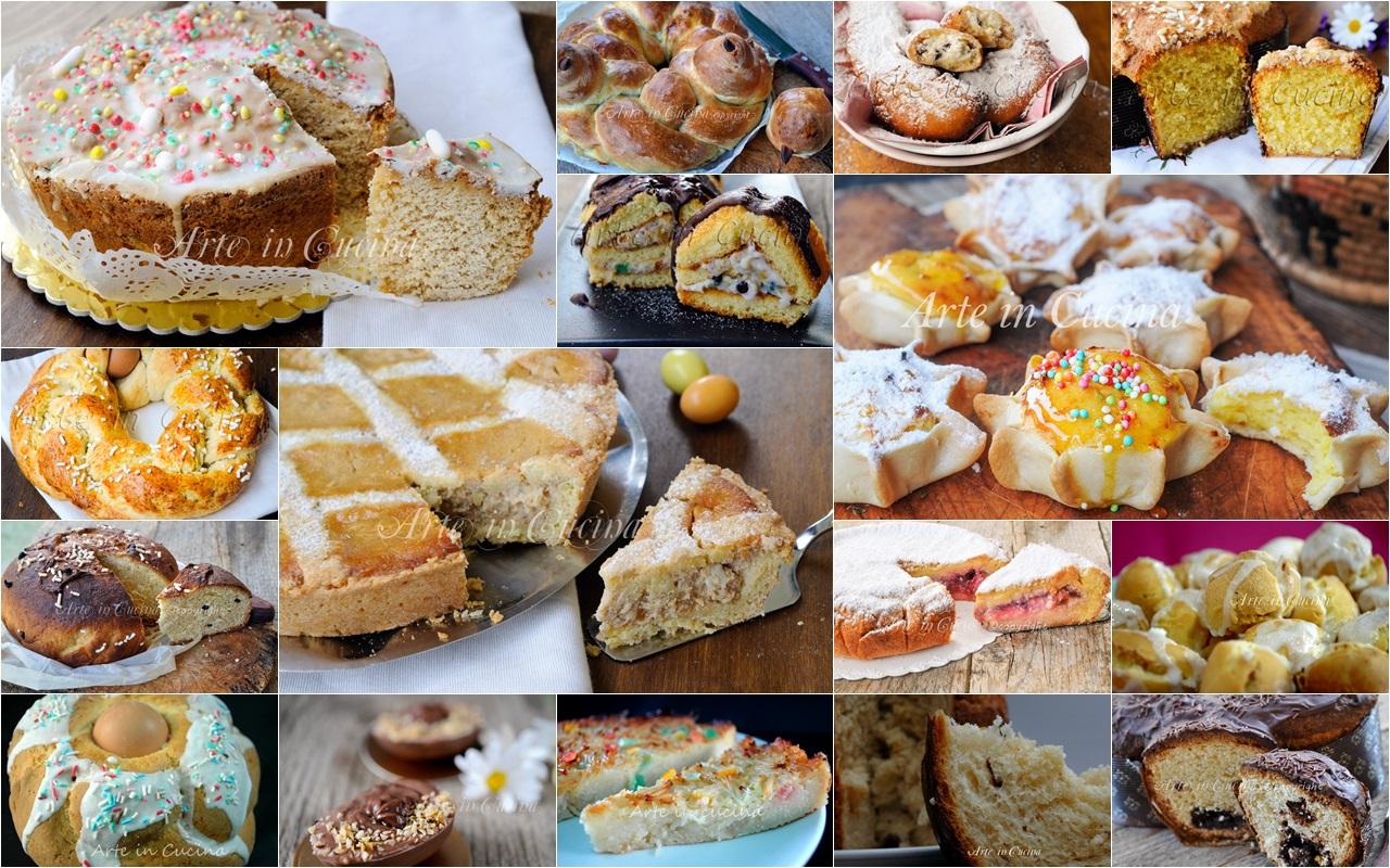 Dolci di pasqua ricette tradizionali facili arte in cucina for Dolci ricette facili