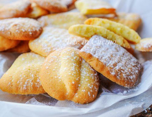 Frolla per spara biscotti ricetta facile perfetta