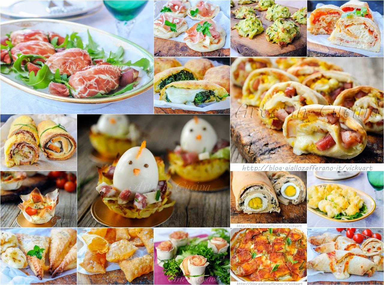Antipasti pasquali ricette sfiziose facili e veloci arte for Ricette di cucina antipasti
